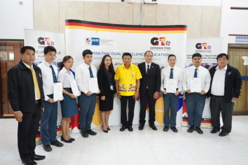 GTCC Certificate Presentation Ceremony (Bosch Gasoline Batch 2017)_18 July 2019