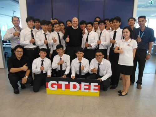 GTDEE Workshop for Apprentices A Level