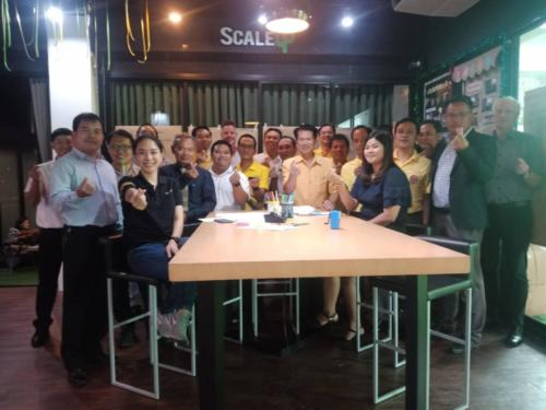 Training plan and Teaching plan Development Workshop (Khon Kaen Brewery)_31 Jul-2 Aug 2019