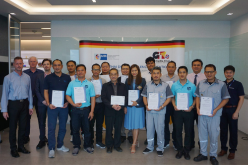 AdA International - Train the Trainer 2019 (30 Sep - 17 Oct 2019)